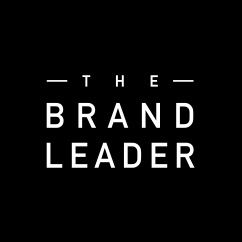 The Brand Leader full text logo